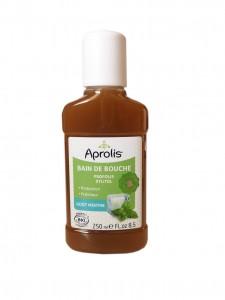 81140 APROLIS Bain de bouche bio 250 ml