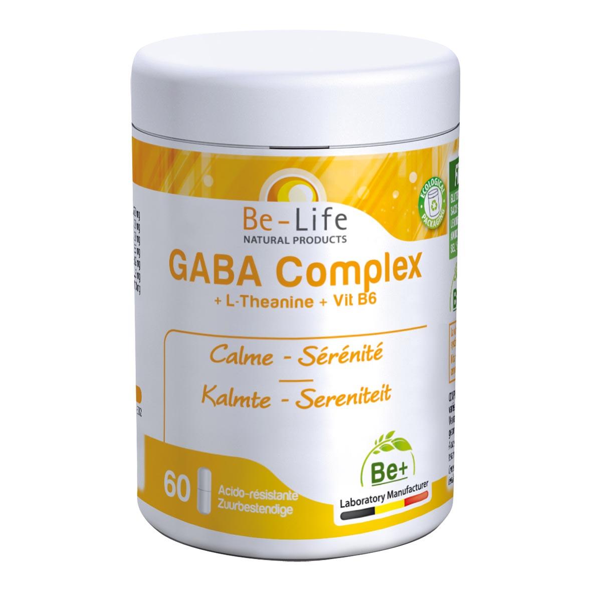 Gaba Complexe 60 gélules